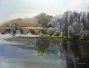 2015 - Acrylique sur toile - 60x80cm - Le Pont